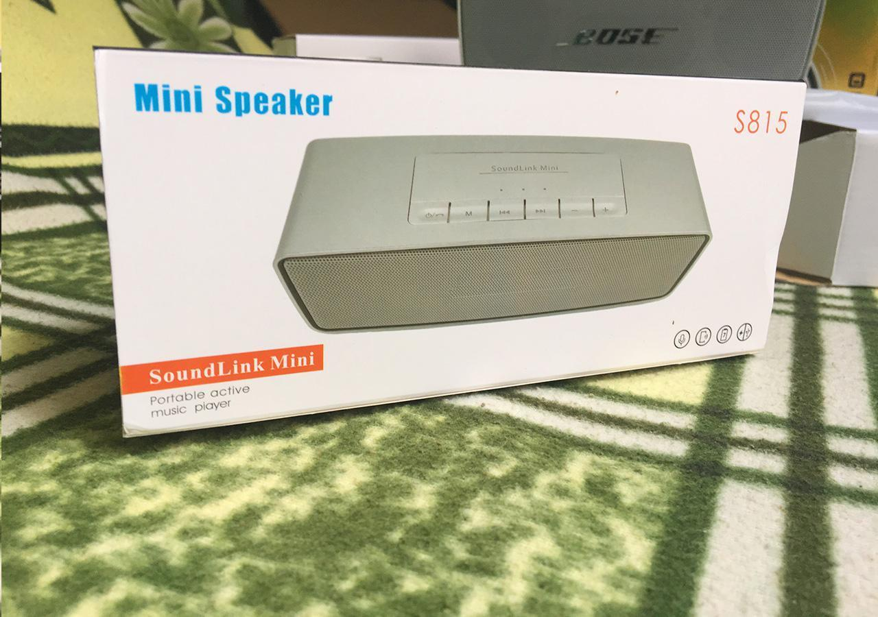 Loa Bluetooth Boser 815 - Mini