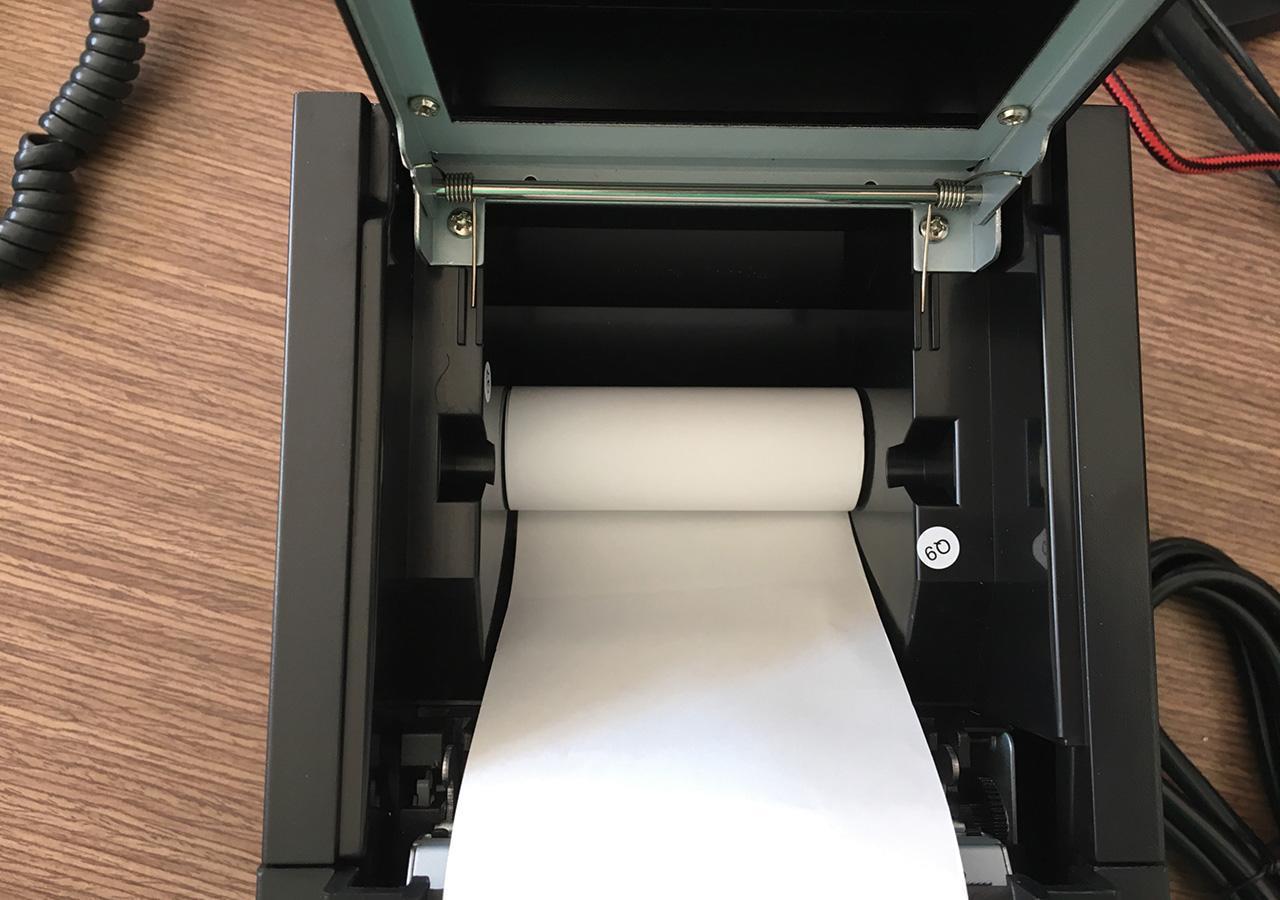 Supper Printer Model POS 8520