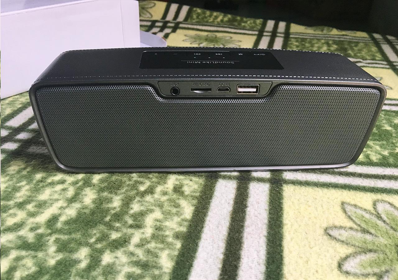 Loa Bluetooth Boser s2025 - Âm thanh cực tốt