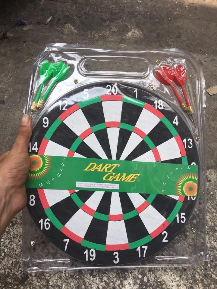[Trò chơi] Bảng phi tiêu & 4 mũi phi tiêu lớn